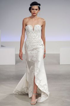 Anne Barge Fall 2017 Wedding Collection