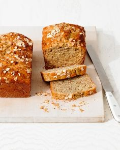Irish Brown Soda Bread ... I'd use greek yogurt in place of the sour cream