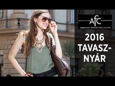 Egy kis nyári divatvideó Nektek, az AFC fashion fotózásáról!