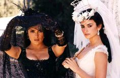 Cinematic Thoughts: Bandidas (2006): Salma Hayek and Penelope Cruz Become Sexy Outlaws...