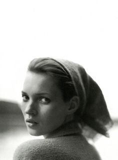Kate Moss photographed by Juergen Teller
