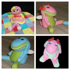Edible fondant cake toppers.  For more info or orders email SweetArtbfn@gmail.com or call 0712127786 Sweetarts, Fondant Cake Toppers, Icing, Dinosaur Stuffed Animal, Plastic, Birthday, Party, Birthdays, Receptions