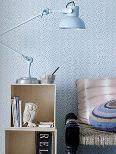 Nouveaux papiers peints pour décorer la chambre : les plus beaux - CôtéMaison.fr
