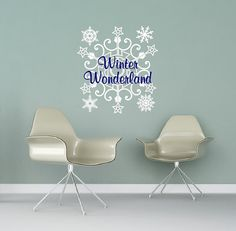 Hey, I found this really awesome Etsy listing at https://www.etsy.com/listing/169246436/winter-wonderland-snowflakes-removable