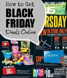 Find out how to make the most of Black Friday shopping online. It really is easy and can save you a ton of cash, so take a look below and find out what super savvy online shoppers know.