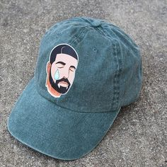 http://kycvintage.bigcartel.com/product/teardrop-distressed-olive-cap