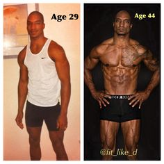 And this is why I call fitness the fountain of youth! #fitnessmotivation #fitness #motivation #bodybuilding #inspiration