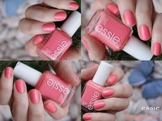 Essie - lounge lover on ♥ In Love With Life ♥