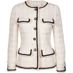 Chanel Μπουκλέ Σακάκι: «Κουβαλάει» Μεγαλείο Στους Ώμους Του | FRMFRM