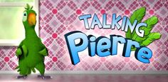 Review TALKING PIEREE PARROT ANDROID APP APK 1.0  >>>  click the image to learn more...
