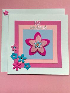 Try Hand Made Eid Cards This Eid