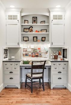 Create A Command Center HQ. Kitchen Desk OrganizationSmall ... Part 61
