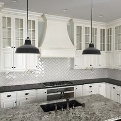 Subway Tile Kitchens pattern potential: subway backsplash tile | centsational girl
