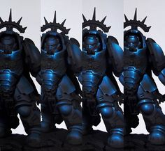 Ultramarine Primaris armour SBS. | Arkaitz Pérez on Patreon