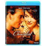 Good movie and I do like chocolate!