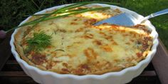 Britan katkarapupiirakka Feta, Mashed Potatoes, Brunch, Food And Drink, Pizza, Eggs, Cooking Recipes, Yummy Food, Favorite Recipes