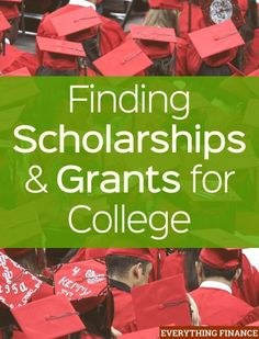 It's important to look for scholarships and grants for college in order to save money. Learn about the application process for finding gift aid for college.