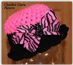 crochet-hat-pattern