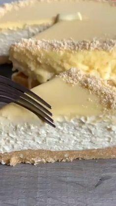 Fun Baking Recipes, Easy Cake Recipes, Sweet Recipes, Dessert Recipes, Cooking Recipes, Delicious Desserts, Yummy Food, Cheesecake Recipes, Yummy Cakes