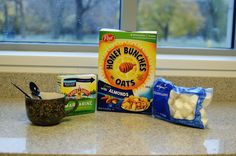 Microwaveable Rice Crispy Treat For One