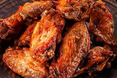 These spicy sweet grilled Cajun wings will certainly be a crowd favorite for your next get-together. Thanks to a combination of Cajun seasonings coated with a sweet and spicy sauce, and then grilled to perfection, these wings are a gift sent from Heaven! Big gamedays, dinner parties, cookouts…you name it. No matter the occasion, these wings will unanimously be loved by all foodies around. Ingredients chicken wings baking powder paprika garlic powder onion powder thyme oregano salt ground…