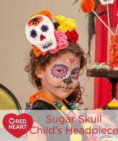 Sugar Skull Child's