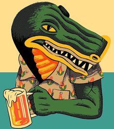 Luke Pelletier  Gooo Gators