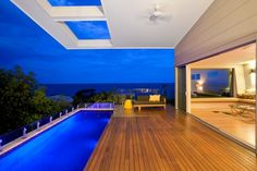 Concept Coolum Bays Beach House Design by Aboda Design Group Home Design Images