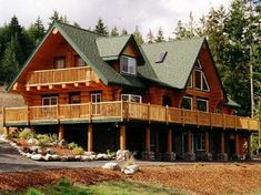 Log Home | Canada Log Homes | Handcrafted Log and Timber Homes | Canada's Log ...