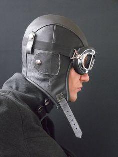 leather aviator hat . pattern ---www.etsy.com/listing/248764983… this hat is avaivable ---www.etsy.com/listing/287467573…