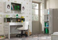 Παιδικό γραφείο Farm 61008 Corner Desk, Loft, Bed, Furniture, Home Decor, Corner Table, Decoration Home, Stream Bed, Room Decor