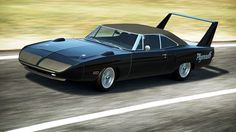 1970 Plymouth SuperBird street-rod.