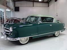 1953 Nash Country Club Coupe