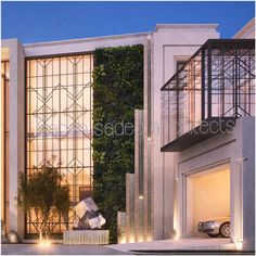 Private villa by Sarah's Sadeq architects kuwait