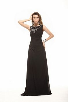 prom dresses prom dresses 2014 prom dresses long 2015 bateau sweep train chiffon fit-and-flared prom dress Brown Prom Dresses, Evening Dresses, Bridesmaid Dresses, Wedding Dresses, Bride Dresses, Prom Dress 2014, Dresses 2014, Chiffon, Silhouette