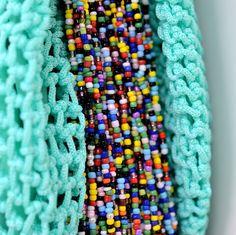 Elliot Mann, Tasche, Robinson Bag, mint multicolor Boho Bags, Bohemian Style, Friendship Bracelets, Sprinkles, Mint, Dime Bags, Peppermint, Friendship Bra, Bohemian Decorating