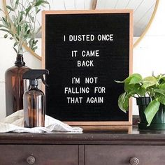 funny letterboard about parenting and housekeeping Quotes Risk, Motivacional Quotes, Craft Quotes, Funny Quotes, Sassy Quotes, Funny Cleaning Quotes, Cleaning Humor, Quote Meme, Quotable Quotes