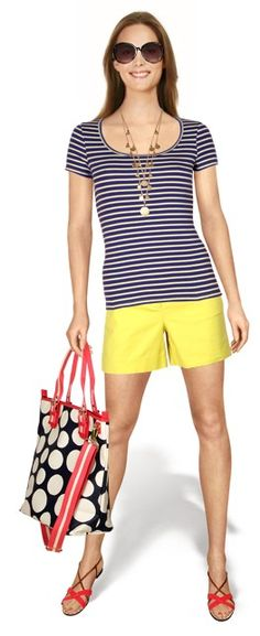 Boden Summer Outfit