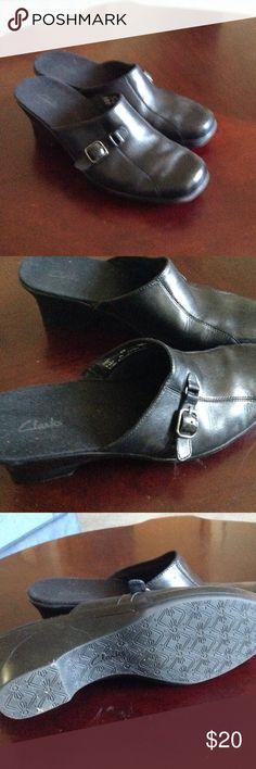 Women's shoes Women's size 7 1/2 new Clarks Clarks Shoes Mules & Clogs