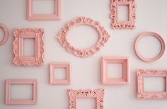 Same color as wall decor