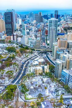 Shibakoen, Tokyo, Japan