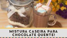 Mistura (Pó) para Chocolate Quente - Receitas de Minuto EXPRESS #159