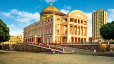 There are many things to see in Manaus, including  the famous Amazonas Theatre (pictured), the Amazon Natural History Museum and Port Quay. The city offers several boat excursions, including numerous Amazon River cruises. For those who enjoy keeping their feet on solid ground, tourists can book walking tours accompanied by a guide at various hotels.