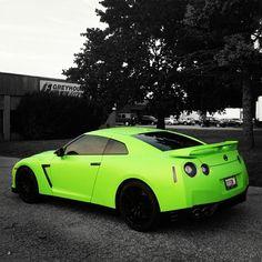 Mean Green Godzilla Machine