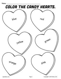 Valentine (Roses are Red) Poem Fill in the Blank Printable