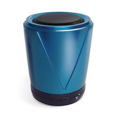 ATandT Hot Joe Portable Wireless Speaker for Smartphones - Retail Packaging - Blue *** You can get more details by clicking on the image. (This is an affiliate link and I receive a commission for the sales) #BluetoothSpeakers