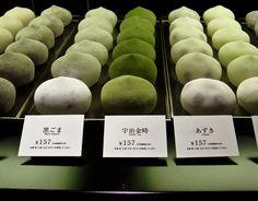 MATCHA mochi dulce de Japón www.matchatea.es