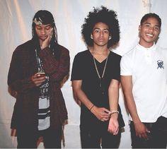 Ray, Roc, Prince