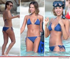 Jessica Alba's bikini pics are on FIRRRRRE!!