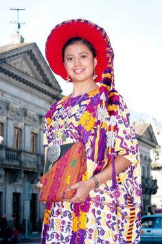 Traje típico de Quetzaltenango - Foto por Oscar Chun | Sólo lo mejor de Guatemala